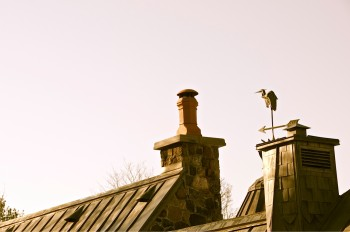 sepia heron weathervane jan 2014
