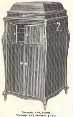 Victrola circa 1919